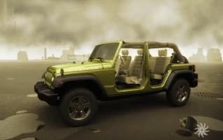 Eyeball NYC: Jeep