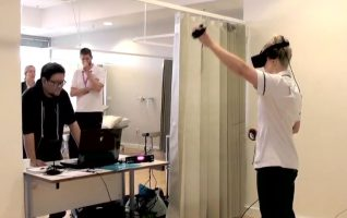 Using Virtual Reality to Support Physiotherapy